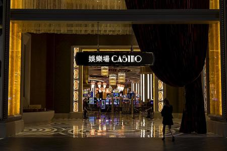 Gambling revenue in Macau rises for second straight year