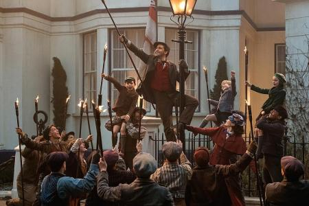 Broadway star Lin-Manuel Miranda on magic in Mary Poppins Returns