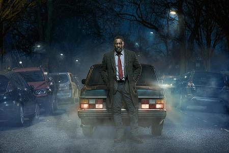 Idris Elba returns to a darker, bigger-scale Luther