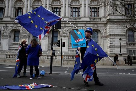 British PM may have to delay Brexit vote again