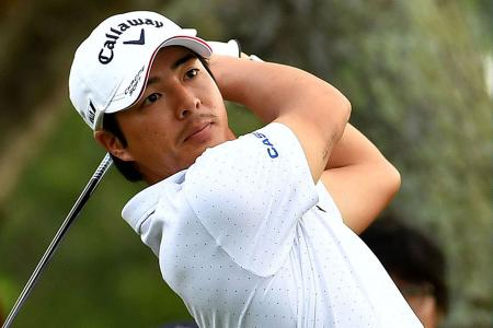 Ishikawa back for another shot at SMBC Open