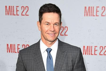 Mark Wahlberg drew on his own fatherhood experience for Instant Family