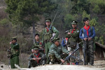 China must act to halt Myanmar meth trade: Report