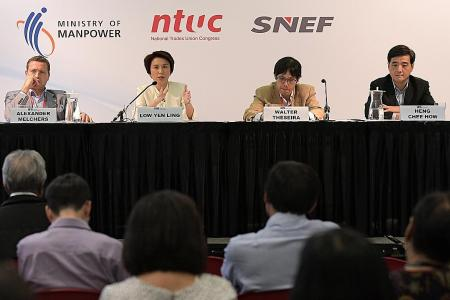 'Concept of retirement age, re-employment age still relevant'
