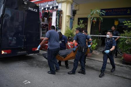 Woman, 33, found dead in Little India hostel