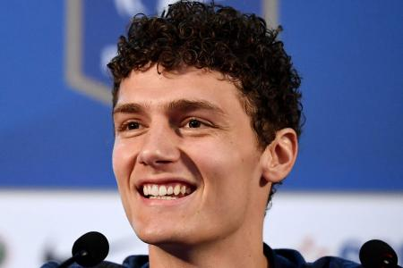 Pavard to join Bayern in July