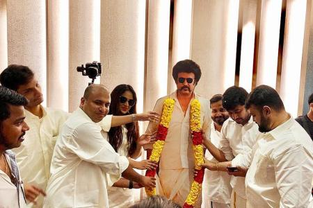 Rajinikanth fans watch specially planned 6.30am show