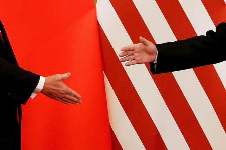 China says trade talks with US set foundation to resolve concerns