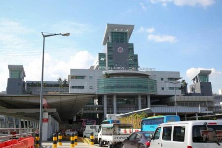 Woman, 61, dies after bus runs over her at Woodlands Checkpoint