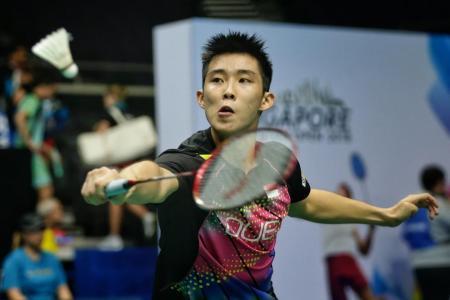 Singapore shuttler Loh Kean Yew stuns Lin Dan to clinch Thai title