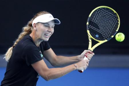Wozniacki learns to listen to her body ahead of title defence