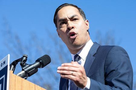 Democrat Julian Castro launches 2020 US presidential bid