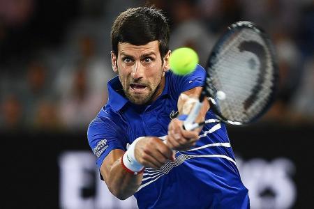 Djokovic trumps Tsonga again