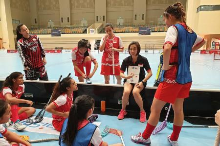 Hectic schedule, but coach unfazed