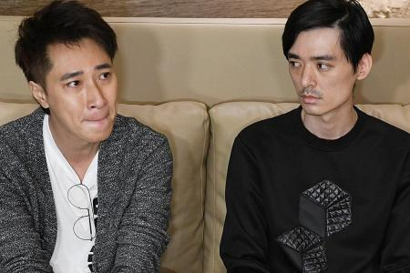 Kenny Pang says his younger brother was 'most precious'