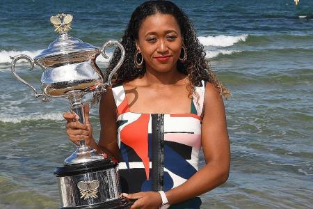 Osaka eyes 'Naomi Slam' after back-to-back Major titles