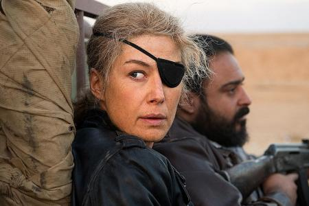 Biopic of slain reporter Marie Colvin as journalism comes under attack