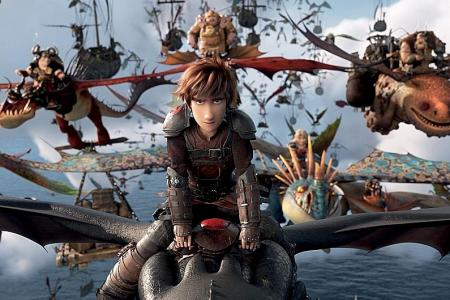 Story stays top priority in How To Train Your Dragon: The Hidden World