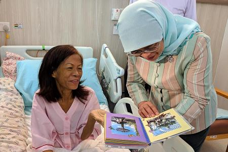 Conversations about death and dying are vital: President Halimah