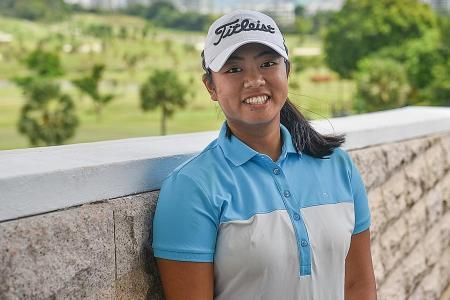 Amanda qualifies for HSBC Women's World Championship