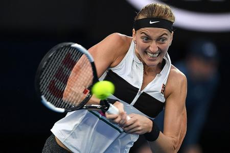 Kvitova's form continues with win over former world No.1 Azarenka