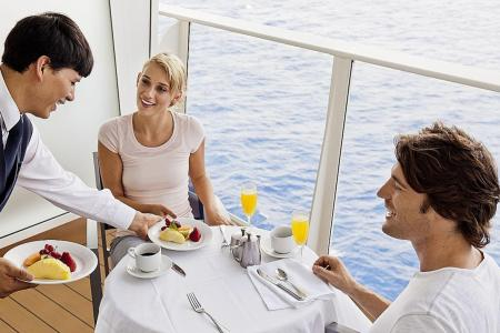 Enjoy romance on the high seas on board Royal Caribbean