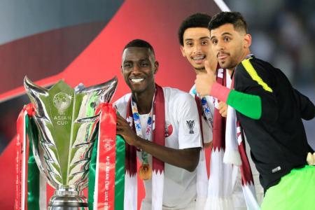 Qatar stun Japan to win Asian Cup