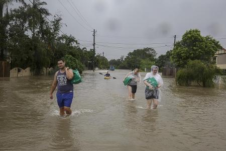 Queensland floods 'one in 100-year event'