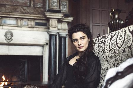Rachel Weisz played 'ridiculous games' to prepare for The Favourite
