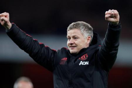 Revive title-winning mentality in 2 years, Solskjaer tells United