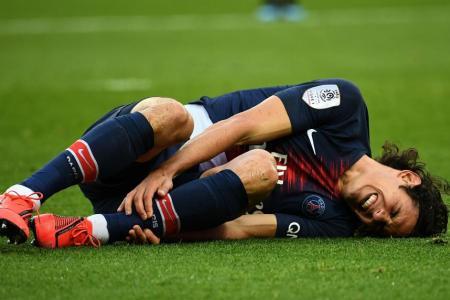 Cavani doubtful for Man United game