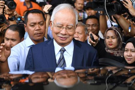 Malaysia's ex-PM  Najib to go on trial over 1MDB scandal on Tuesday