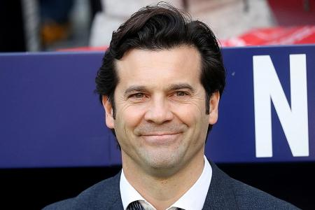 Solari thrilled with Madrid Derby win