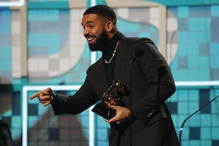 Rap sees landmark Grammy wins after years of snubs