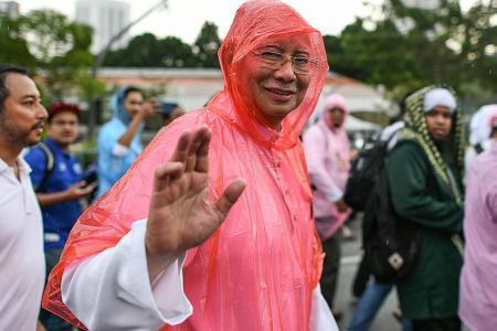 Malaysia court postpones ex-PM Najib's corruption trial