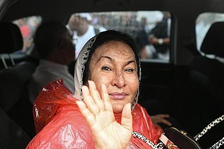 Najib's wife must prove jewels were seized: Beirut jeweller's lawyer