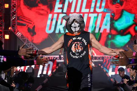 Emilio Urrutia ONE Championship