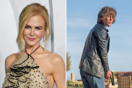 Unrecognisable Nicole Kidman gets dark and disturbed for Destroyer