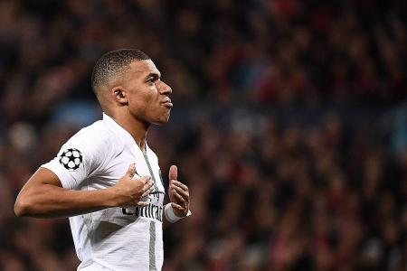 Mbappe: PSG coped well without Neymar, Cavani