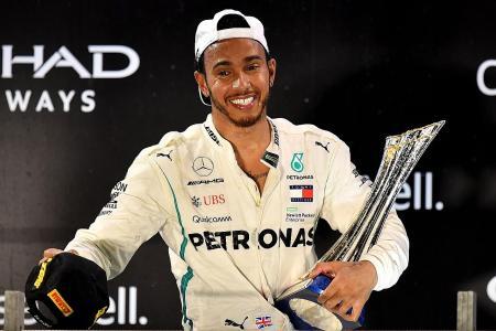 Hamilton eyes sixth world title