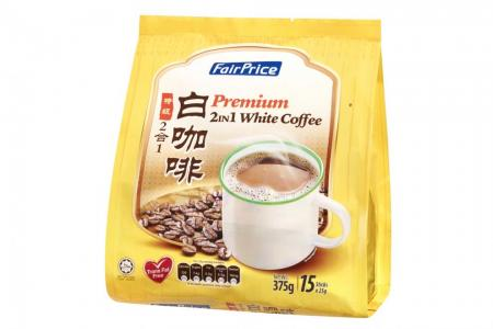 Get your white coffee fix at FairPrice