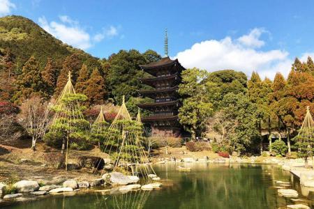 Western Japan has it all