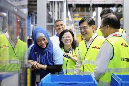 Budget to focus on raising productivity: Heng Swee Keat