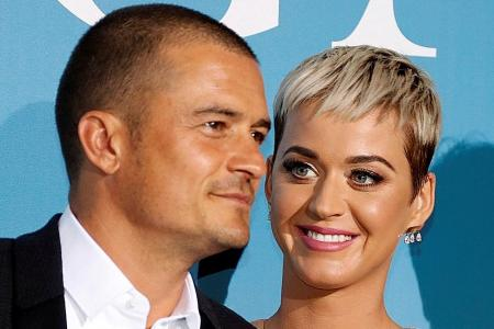 Katy Perry, Orlando Bloom engaged