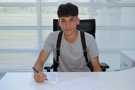 Ben Davis: Fulham Under-18 player facing jail in Singapore