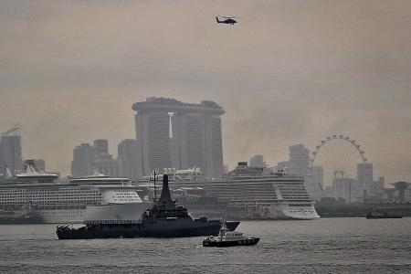 """S'pore defence budget """"significant, but indispensable"""": Heng Swee Keat"""