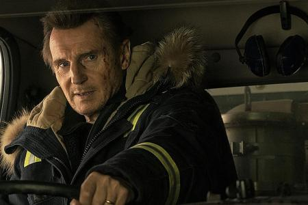 Movie reviews: Cold Pursuit, A Dog's Way Home