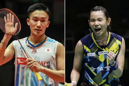 More world-class shuttlers sign up for Singapore Open