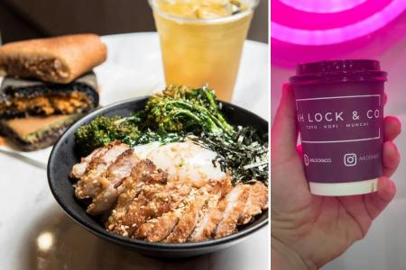 Ah Lock & Co has all you need for a satisfying meal