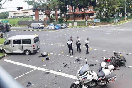 Motorcycle accidents on the rise